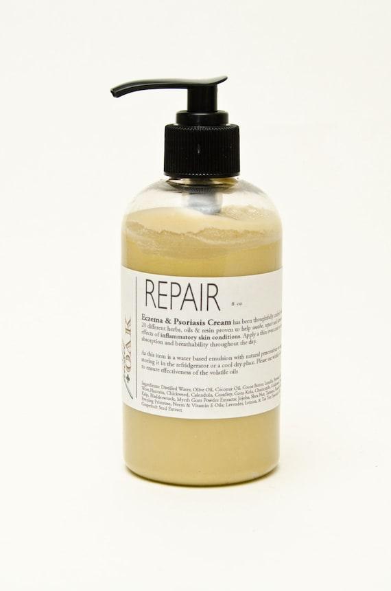 REPAIR Eczema & Psoriasis Cream 8oz