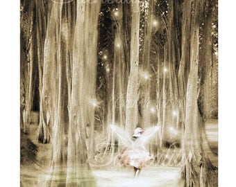 Fairy Print          The Enchanted Forest