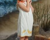 Vintage PillowCase Dress Size 7 to 8