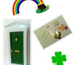 Lucky Leprechaun Door