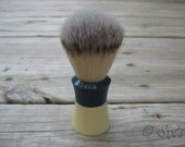 Vintage Ever-Ready 200T shaving brush with new Synthetic bristles Vegan