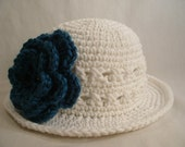 Crochet Hat Pattern Summer Hat 230