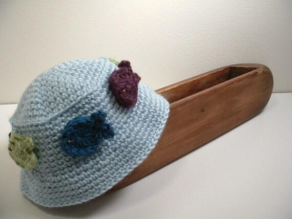 Easy Crochet Baby Boy Hat Patterns : Baby Boy Crochet Hat Pattern Boy 225 by LazyDaisyCrochet ...