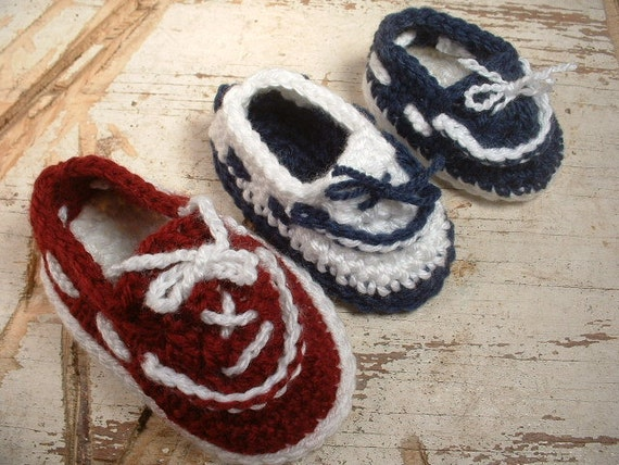 Items similar to Crochet Baby Shoes Pattern 240 on Etsy