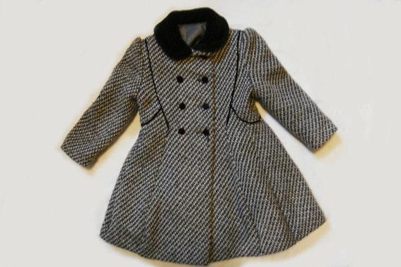Gorgeous Vintage Dress Coat 3T/4T