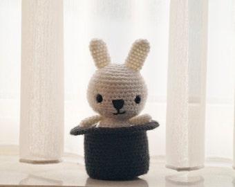 Amigurumi Magician Bunny - Crochet Pattern
