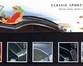 GB 1996 Classic Sports Cars Commemorative Presentation Pack No: 271