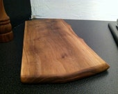 Walnut cutting board, cheese board, or server