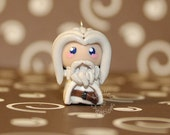 Gandalf Lord of the Rings Chibi Charm