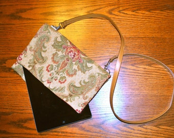 Bag or Cover for iPad or eReader - or small purse