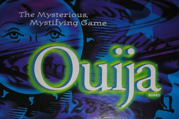 Mysterious  / Ouija Board / Glow In The Dark / Shut The Lights and Receive  The Answers About  your Future / On Reserve for Alexandra