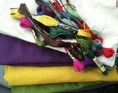 Customizable Embroidery Hoop