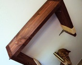 Interactive Pet Wall Art- Stained Wood