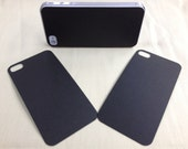 Doodle Skins (3pcs) for iPhone 4/4S - Black