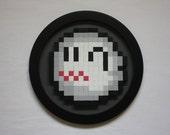 Boo Buddy - Wood Cube Mosaic