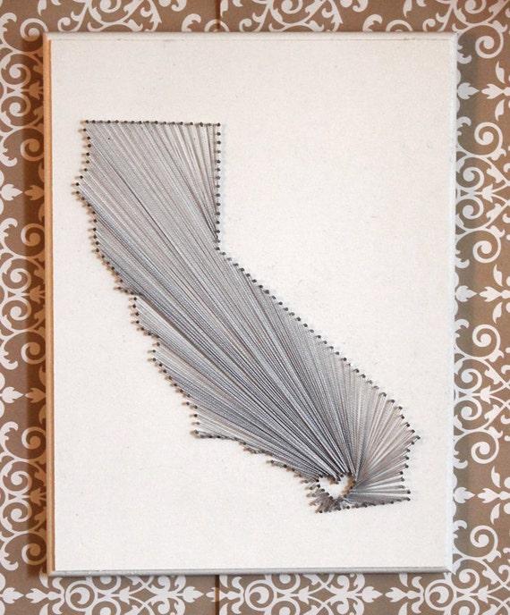 Ethipoia Love String Art - CUSTOM ORDER