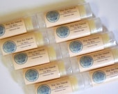 Cinnamon Mint Natural Lip Balm with Bee's Wax and Shea Butter