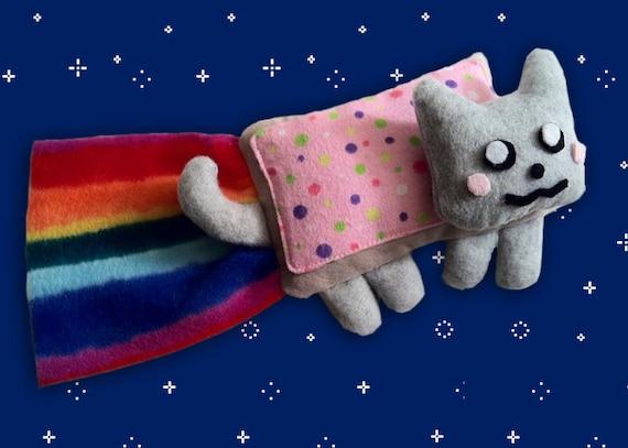 Cute Nyan Cat Plush