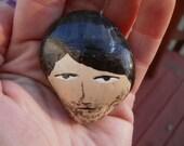 Pokete Peepl - Painted Rock Friends: Gregory