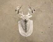 Metal Deer Head Wall Mount