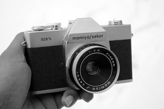 Mamiya/Sekor 528 TL Camera