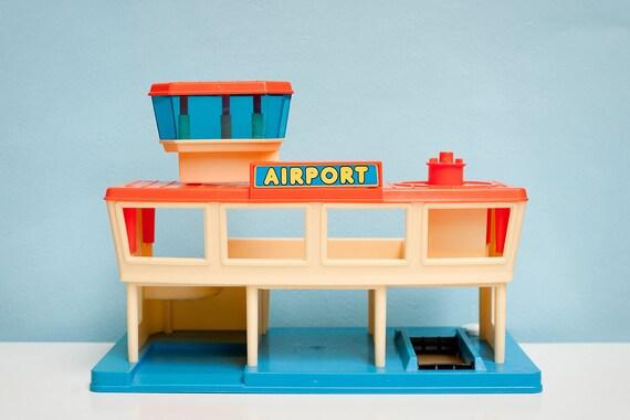 1984 Playworld Toys Airport
