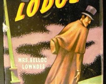 vintage paperback ... THE LODGER ...
