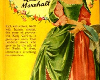 vintage paperback ... 1940s  KITTY by Rosamond Marshall  ...