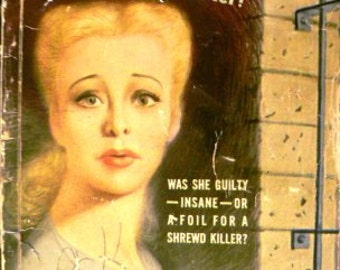 vintage paperback ... THE WHIP by Sara Elizabeth Mason ..