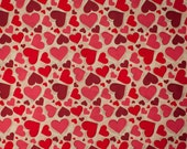 SALE Spring Creative Products Valentine Stitch Heart - 1 yard (SCP10224H)