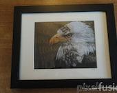 Abstract Digital Fine Art Photography -  Thank a Veteran