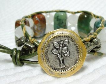 Fancy That ... D'Marie wrap bracelet