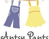 Antsy Pants Shipping upgrade