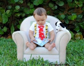 Charlie Brown Snoopy Boys Tie Bodysuit or Shirt with Yellow and Black Suspenders -  Birthday, Photo Prop, Spring