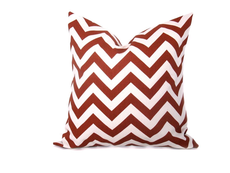 Decorative Pillow Rust Pillow Country Decor Toss by EastAndNest