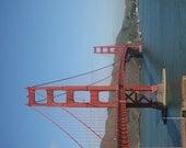 The Golden Gate 8x10
