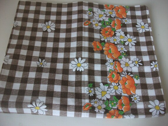 Vintage pillow case retro cushion cover ( reserverd for Lisa)