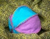 Baby Toy Ball - Handmade toys - Plush Baby Ball