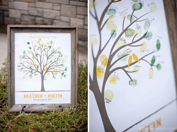 Wedding Guestbook Tree