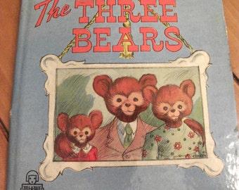 The Three Bears - Tell-A-Tale Books - 1945