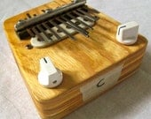 Electric Kalimba in C (thumb piano)