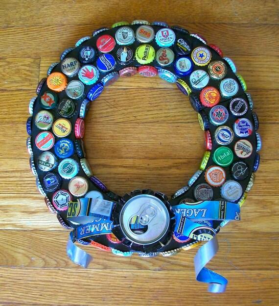 Beer Lovers' Wreath