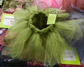 Baby and Little Girl Tutu (great accessory and available in almost any color)