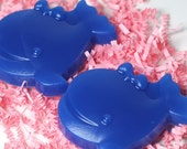Wally Whale Kid Soaps - Kid Party Favors -  Birthday party