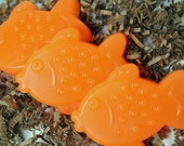 Gold Fish Kid Soaps - Kid Party Favors -  Birthday party