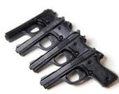 The Gun Show - Kid Soap Favors - Child Party Favors - Birthday Party - 10 Pistol Soap Favors