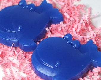 Wally Whale Kid Favors - Kid Party Soaps -  Birthday party