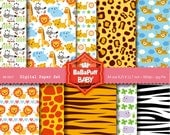 Buy 2 Get 2 Free ---- Digital Papers ---- Personal and Small Commercial Use ---- BB 0027