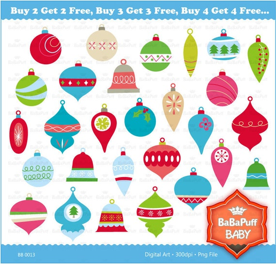 Buy 2 Get 2 Free ---- Christmas Pendant ---- Personal and Small Commercial Use ---- BB 0013