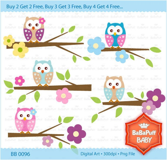 Baby Birds Set 4 ---- Personal and Small Commercial Use ---- BB 0096